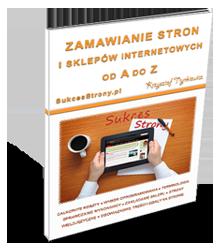 Książka Zamawianie stron i sklepów internetowych od A do Z
