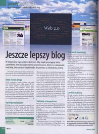 Publikacje - Udoskonalenia techniczne blogów - NEXT, nr 15